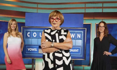 Anne Robinson joins Rachel Riley and Susie Dent to become the three ladies of Countdown - Bradford Zone
