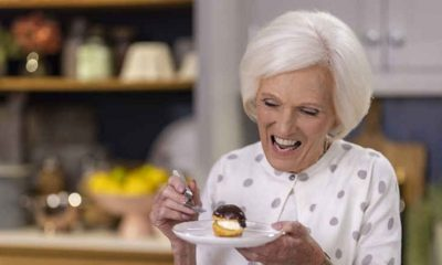 Dame Mary Berry shares love of cooking for new BBC series - Bradford Zone