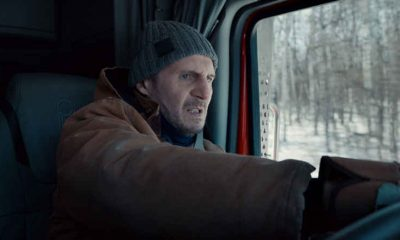 Liam Neeson reveals the action secrets of his new thriller 'The Ice Road' - Bradford Zone