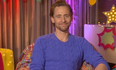 Snuggle down for a CBeebies Bedtime Story with Tom Hiddleston - Bradford Zone