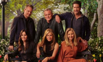 The one where Friends: The Reunion becomes Sky One's most watched show ever - Bradford Zone